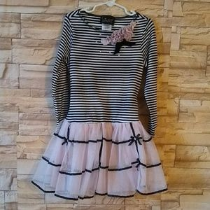 Biscotti girl's dress